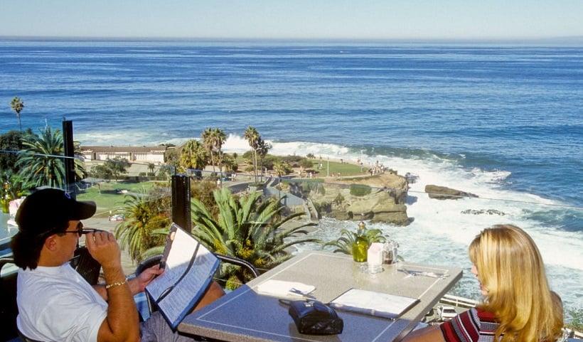 Restaurantes com vista para a cidade em San Diego