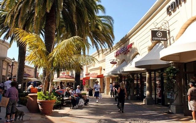 Compras em San Diego
