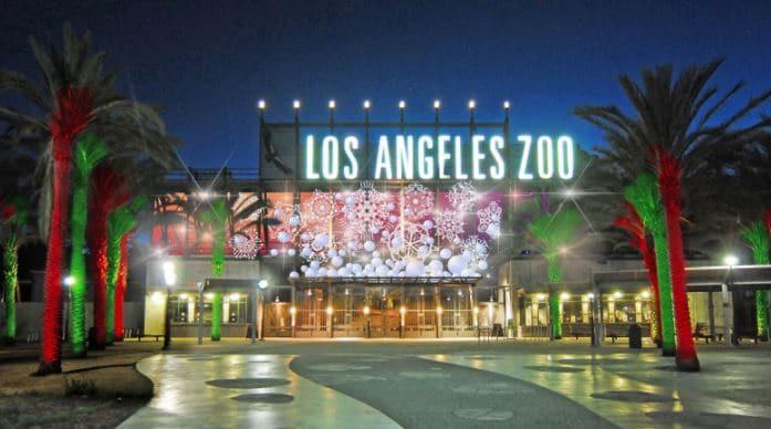 Informações sobre o Zoológico de Los Angeles na Califórnia