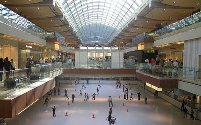 Shopping Stonestown Galleria Mall em San Francisco na Califórnia