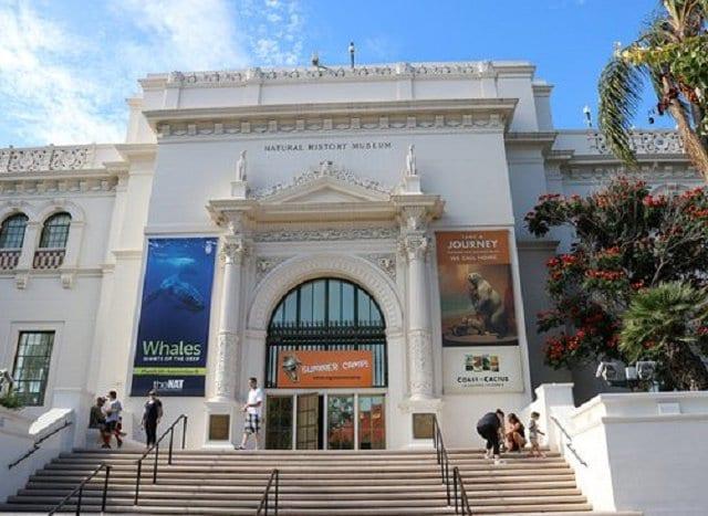 Museu de História Natural de San Diego