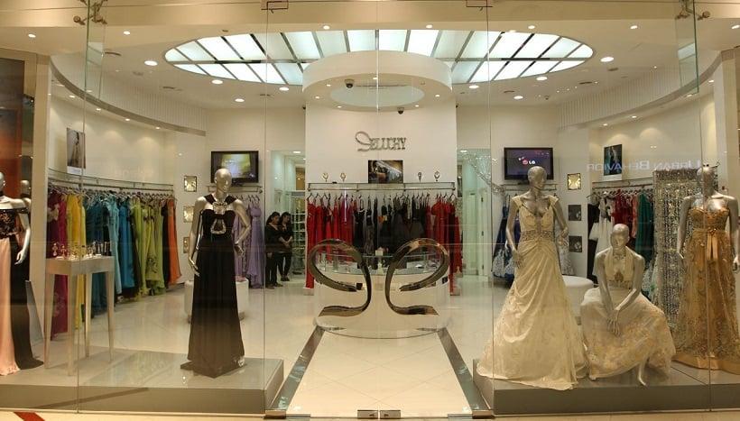 Lugares para comprar vestido de festa em Los Angeles