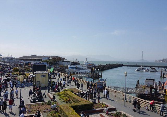 10 principais pontos turísticos de San Francisco