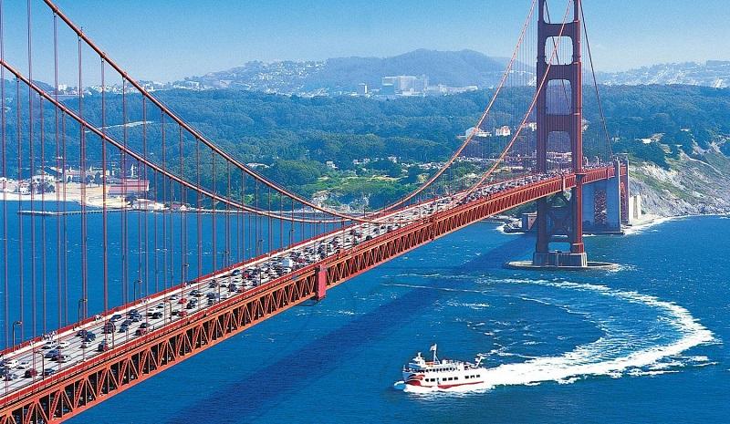 Ponte Golden Gate San Francisco