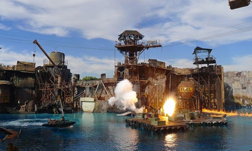 Passeios turísticos na Universal Studios em Los Angeles