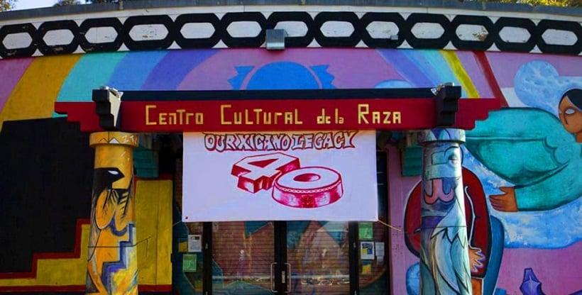 Visita ao Centro Cultural de La Raza em San Diego