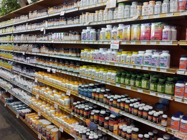 Onde comprar suplementos em San Francisco