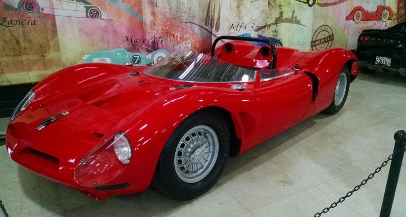Informações sobre o San Diego Automotive Museum