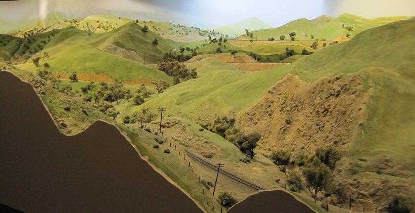 Dicas sobre o Museu Model Railroad em San Diego