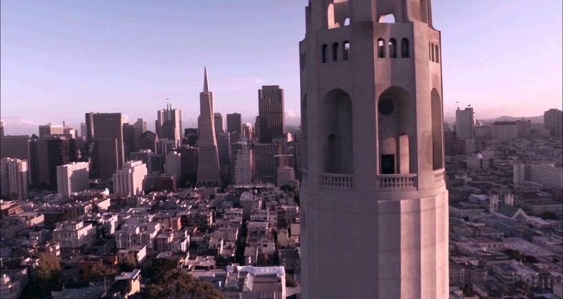 Informações sobre o Mirante Coit Tower em San Francisco