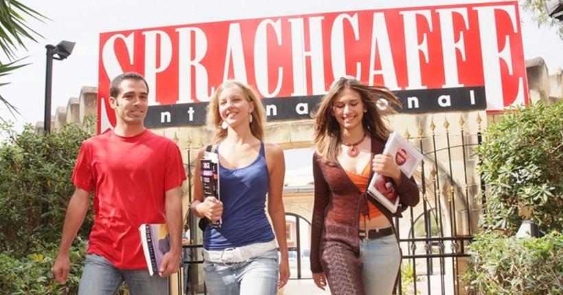 Sprachcaffe Languages em Los Angeles na Califórnia