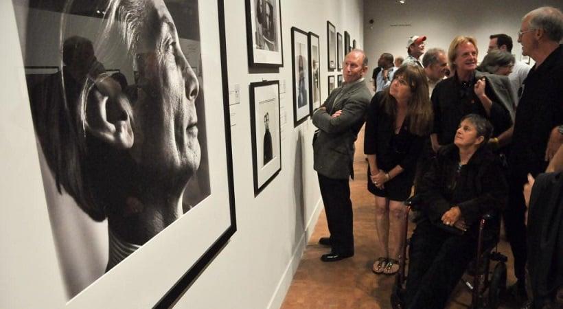 Acervo no Museu de Arte Fotográfica em San Diego