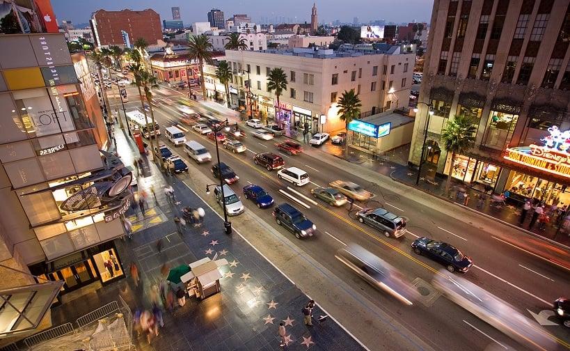 O que fazer em Hollywood em Los Angeles