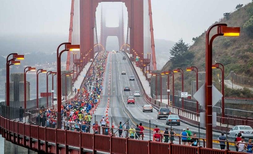 Movimentação de turistas e hospedagens no mês de fevereiro em San Francisco