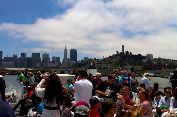 Alcatraz + Hop on Hop off Bus Tour em San Francisco