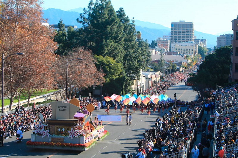 Tournament of Roses Parade Los Angeles