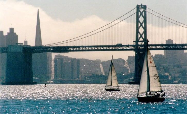 Condições climáticas no mês de fevereiro em San Francisco
