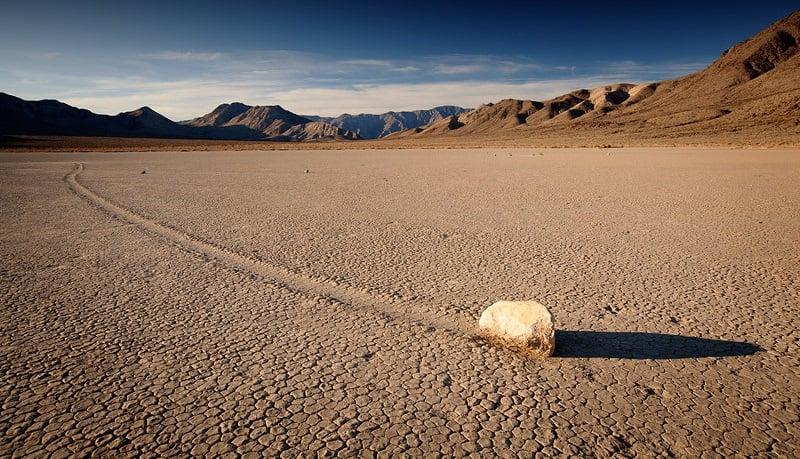 Visita ao Parque Nacional do Vale da Morte na Califórnia