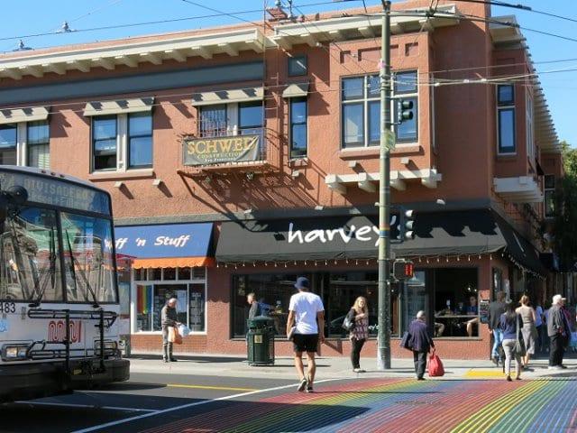 Lugares LGBTI na Califórnia