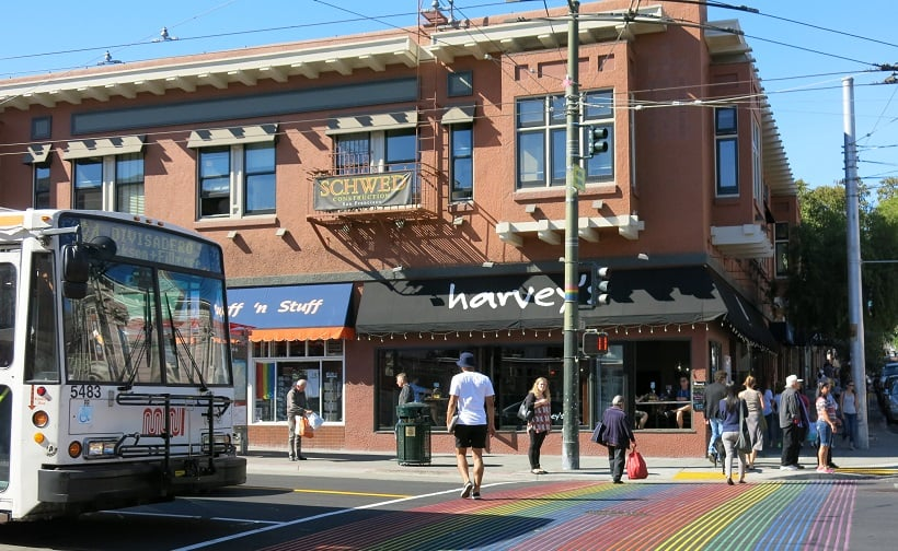 Bairro para LGBTI em San Francisco