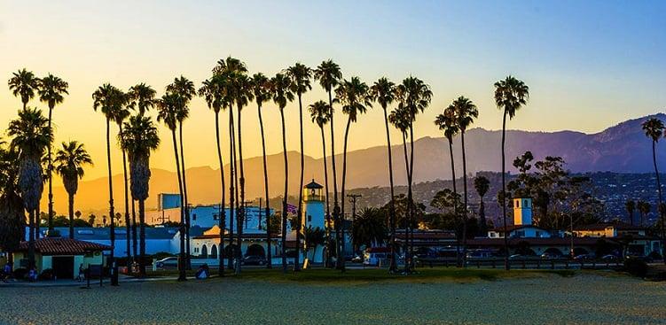 Lugares para ir a noite em Santa Bárbara