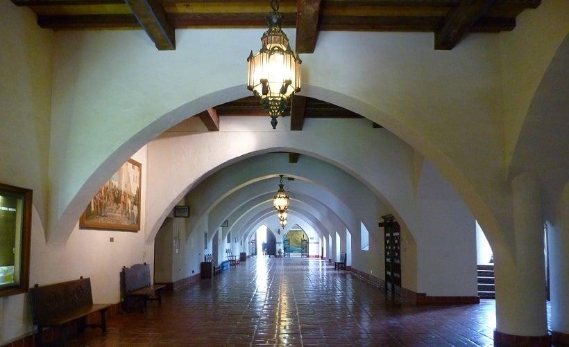 Ponto turístico Santa Bárbara County Courthouse