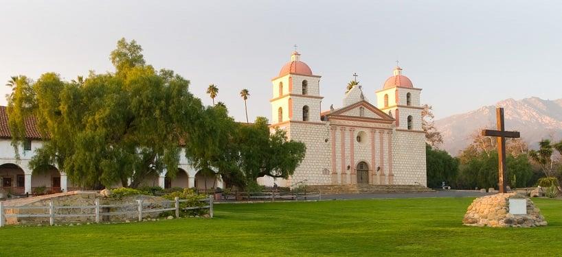 Visita a Old Mission Santa Bárbara