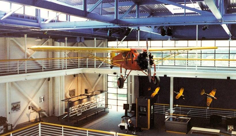 Visita ao Museum of Flying em Santa Mônica
