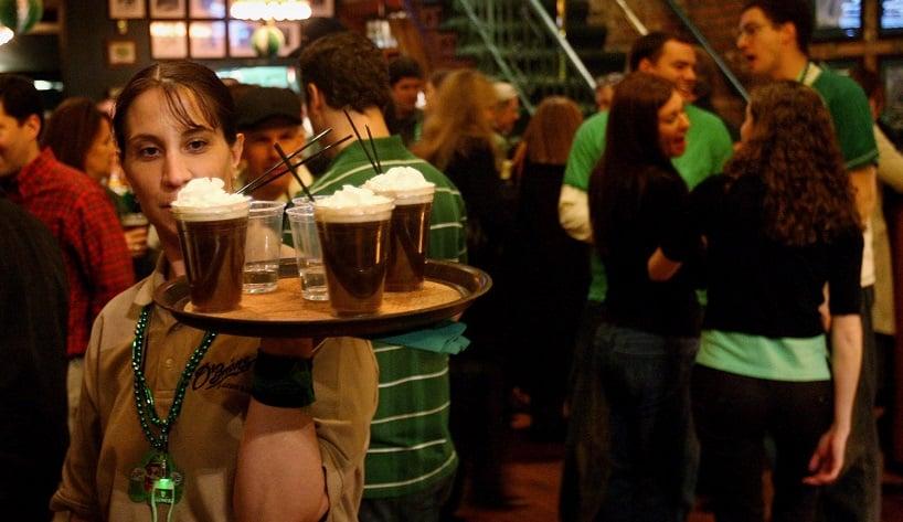 Bar/balada O' Briens Irish Pub em Santa Mônica