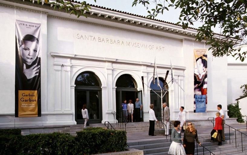 Visita ao Santa Bárbara Museum of Art
