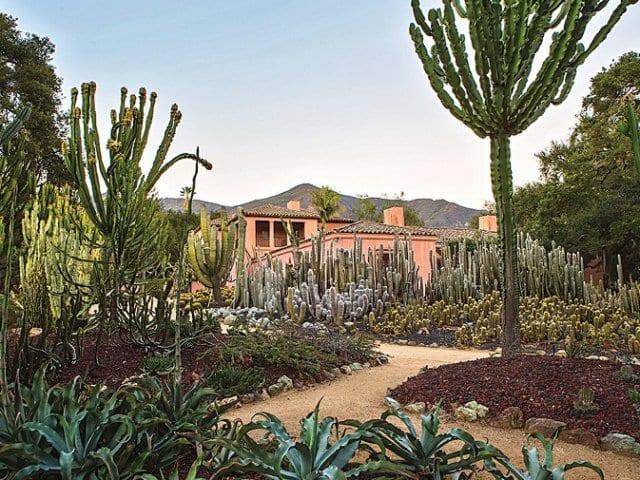 Lotusland em Santa Bárbara