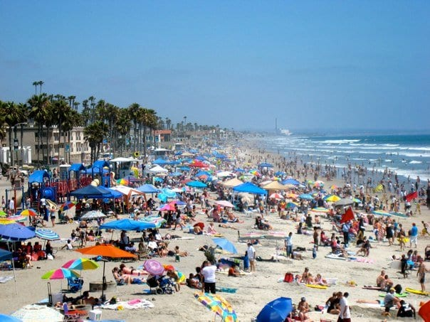 Turismo em San Diego no mês de junho