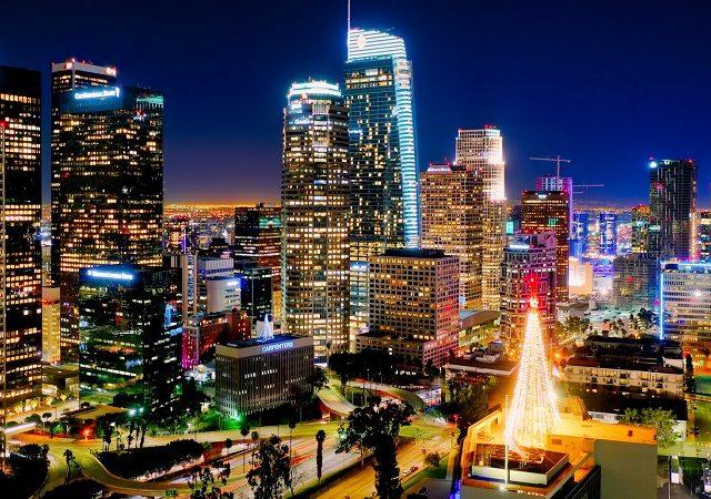 Los Angeles em dezembro