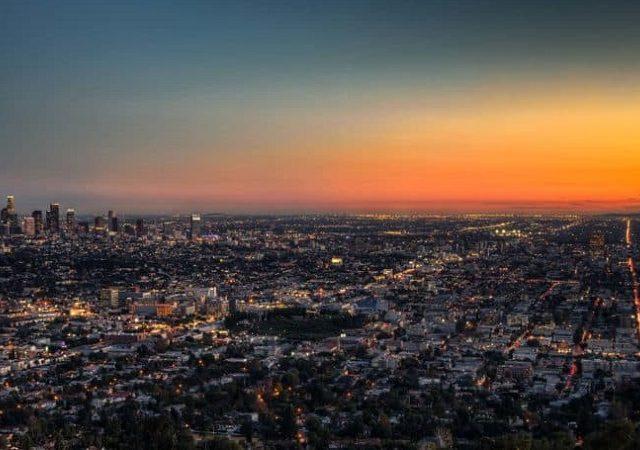 Los Angeles em novembro