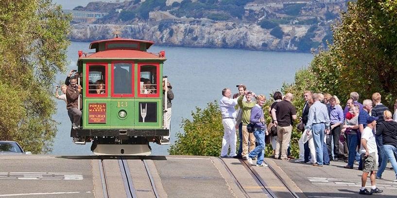 Turismo em San Francisco em julho