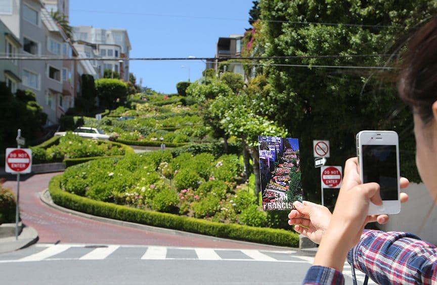 Movimentação de turistas no mês de outubro em San Francisco