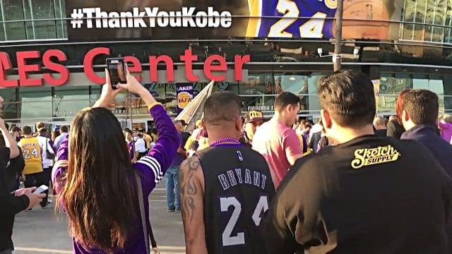 Jogos do Los Angeles Lakers da NBA