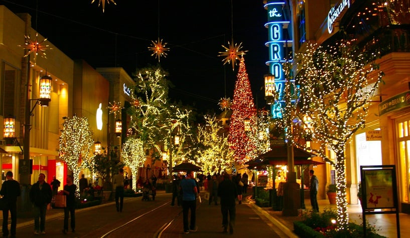 Natal em Los Angeles