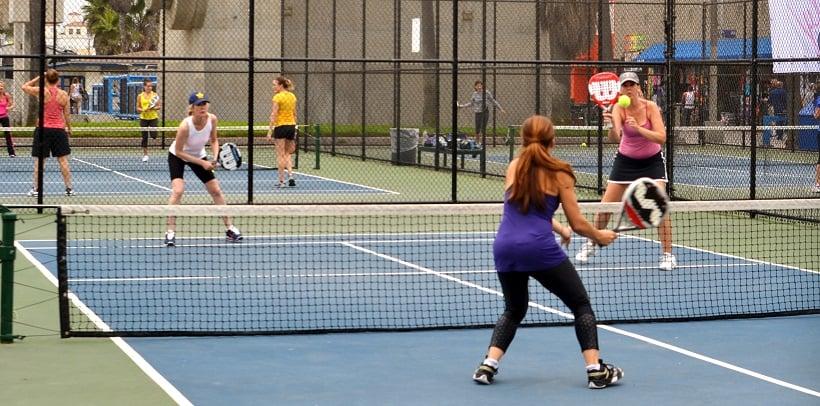 Jogos de tênis em Los Angeles