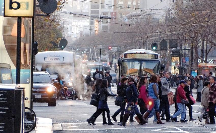 Hospedagens no mês de dezembro em San Francisco