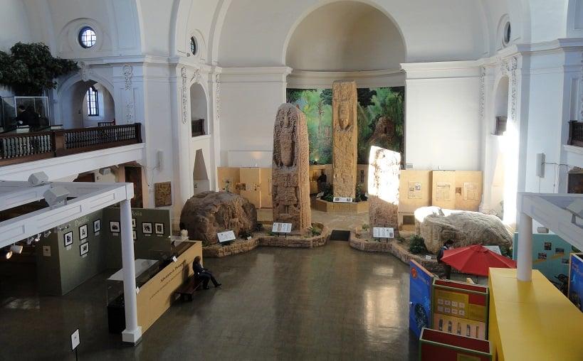 Visita ao Museu do Homem em San Diego
