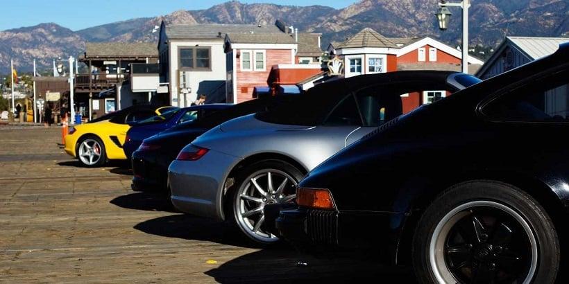 Viagem de carro de Santa Mônica à San Diego