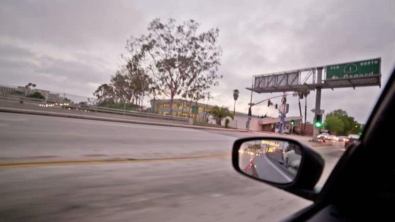 Dirigir na Califórnia