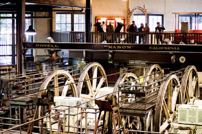 Visita aos museus no verão em San Francisco