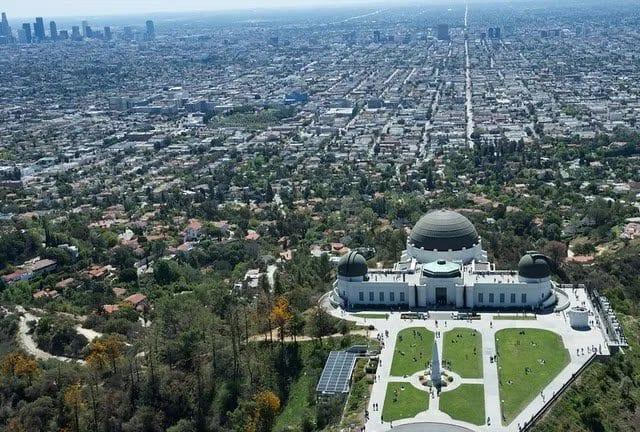 Los Angeles em junho