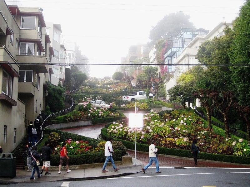 Passeios ao ar livre por San Francisco