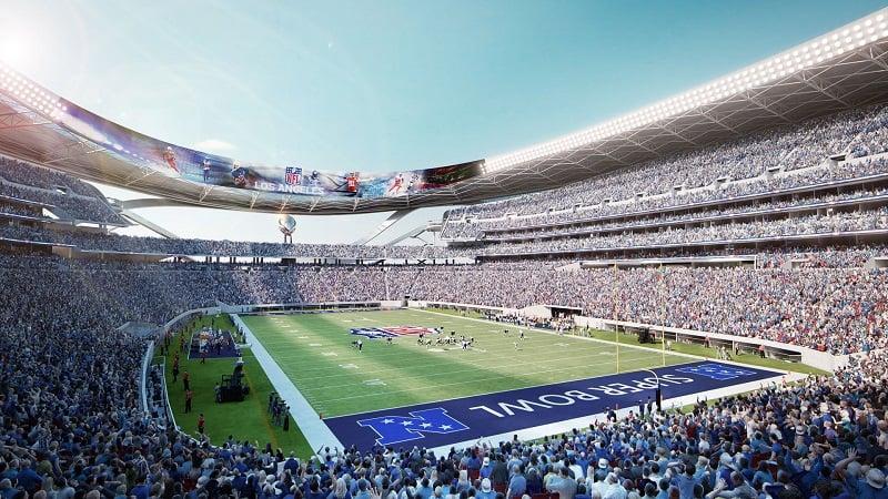 Ingressos para os jogos da NFL em Los Angeles
