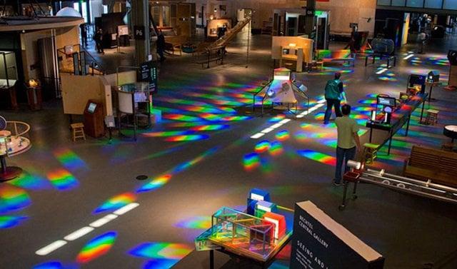 Museu Exploratorium San Francisco na Califórnia