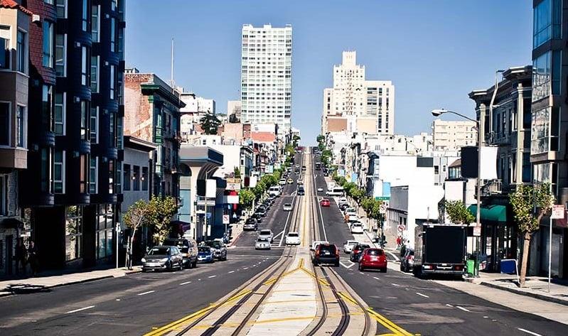 Viajar de carro de San Francisco à Santa Mônica