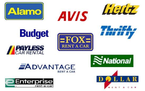 Empresas de aluguel de carro em Santa Bárbara e na Califórnia